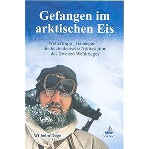 eBook Cover für  Gefangen im arktischen Eis Wettertrupp quot Haudegen quot die letzte deutsche Arktisstation des Zweiten Weltkrieges