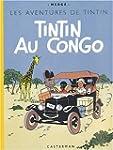TINTIN AU CONGO (FAC SIMIL� COULEUR)