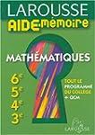 Math�matiques : 6e, 5e, 4e, 3e