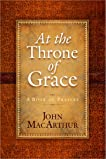 At the Throne of Grace: A Book of Prayers (Walk in My Ways)