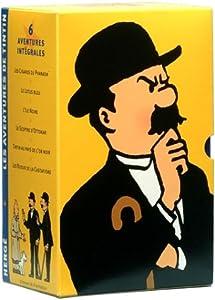 Les Aventures de Tintin - Coffret 3 VHS [Inclus un personnage de Dupont]