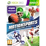 MotionSports (jeu Kinect)par UBI Soft