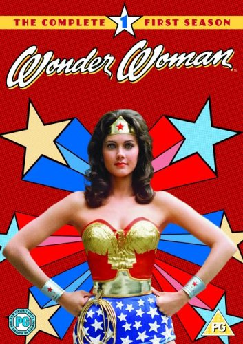 Wonder Woman - Season 1 [DVD]