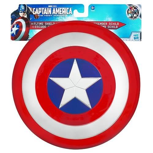 Marvel Captain America Throwing Shield