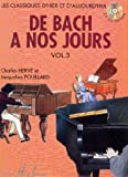 echange, troc C./Pouillard, J. Herve - CD De Bach à nos Jours - Piano - Volume 3 - CD seul