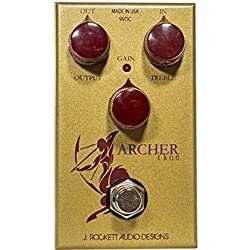 J Rockett Audio Designs IKON Archer Overdrive and Boost Pedal