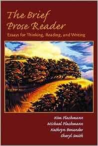 Brief essay prose reader reading thinking writing