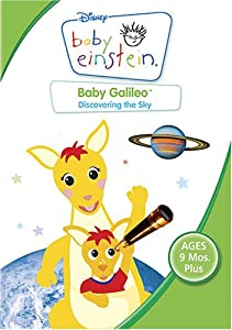Amazon Com Baby Einstein Baby Galileo Discovering The