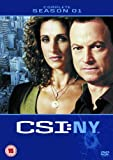 CSI: New York - Complete Season 1 [DVD]