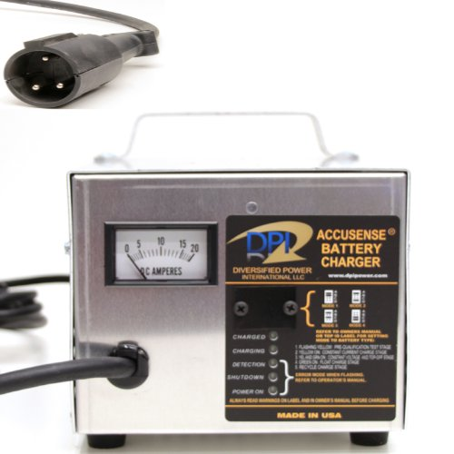 48Volt 17Amp Golf Cart Battery Charger For Club Car