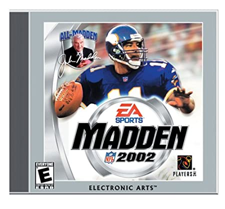 Madden NFL 2002 (Jewel Case)