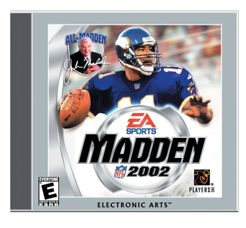Madden Nfl 2002 (jewel Case) Picture