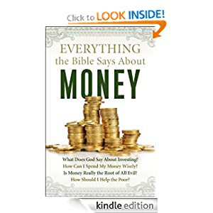 Everything the Bible Says About Money (Religion)