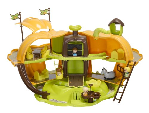 Vulli Magic Pump'kin Doll House - 1