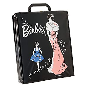Barbie 50th Anniversary Doll Case Reproduction