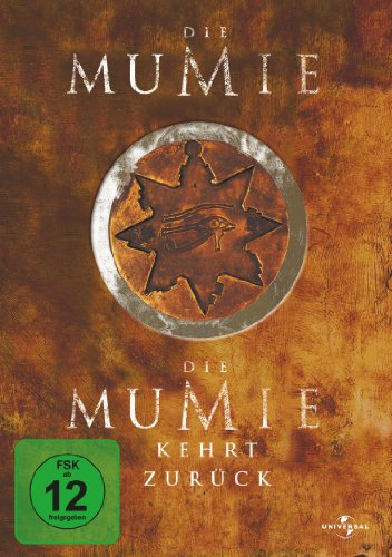 Die Mumie / Die Mumie kehrt zurück (2 DVDs)