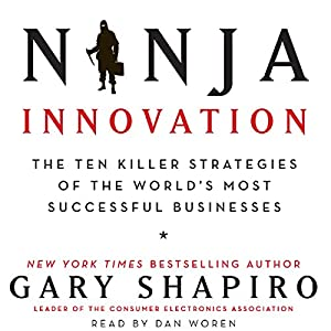 Ninja Innovation Audiobook