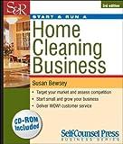Start & Run a Home Cleaning Business (Start & Run Business Series)