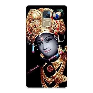 Om Krishna Back Case Cover for Huawei Honor 7