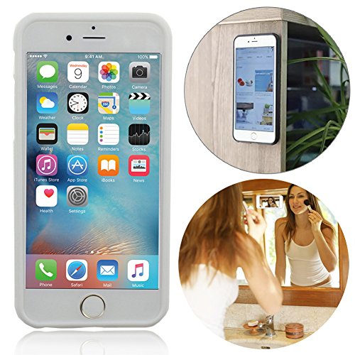 lefon-anti-gravity-selfie-case-cover-magical-nano-sticky-for-apple-iphone-6-6s-47inch-white