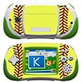 Softball Design Protective Decal Skin Sticker For Leap Frog Leapster Explorer Learning Tablet