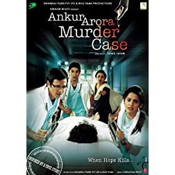 Ankur Arora Murder Case (Hindi Movie / Bollywood Film / Indian Cinema DVD)