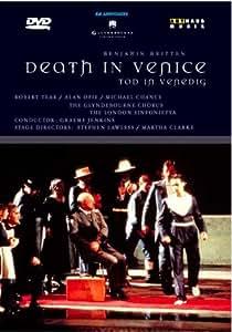 Britten: Death In Venice [1989] [DVD] [2001]