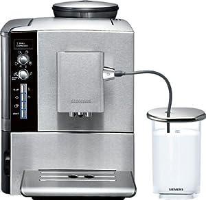 Siemens TE509501DE Kaffee-Vollautomat EQ.5 stellEdition (1.7 l, 15 bar, Cappuccinatore) schwarz