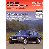 Revue technique automobile, n� 725 : BMW s�rie 3 depuis 1991,  Moteurs 4 et 6 cylindres essence, moteurs 4 et 6 cylindres dieselpar Collectif