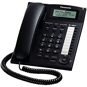 Panasonic KX-TS880B Integrated Corded Telephone