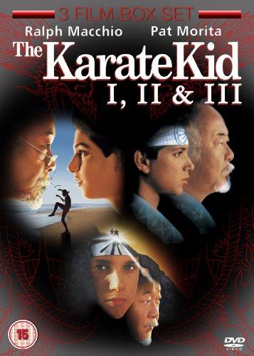Karate Kid/Karate Kid 2/Karate [Reino Unido] [DVD]