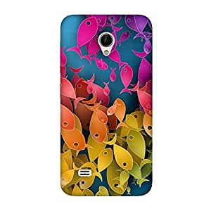 FASHEEN Premium Designer Soft Case Back Cover for Gionee P3S