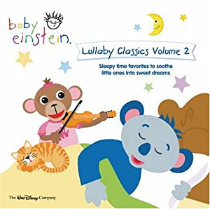 Lullaby Classics 2 from Buena Vista
