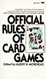 The Official Rules of Card Games (0449213811) by The United States Playing Card Company