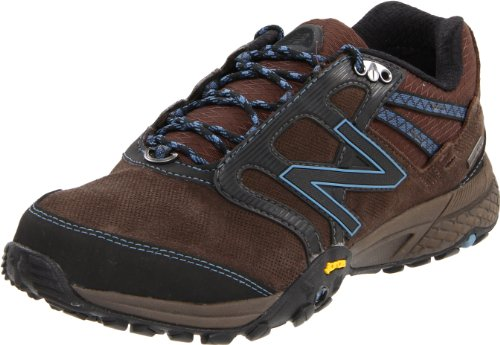 New Balance Men's MO1521GT Brown/Blue Hiking Shoe 12 UK, 47 EU, 12.5 US D