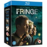 Fringe Season 1-3 [Blu-ray] [Region Free]by Anna Torv