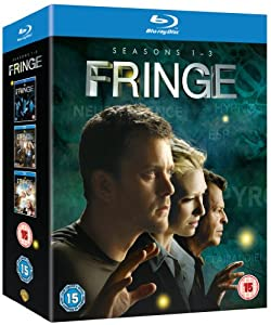 Fringe Season 1-3 [Blu-ray] [Region Free]