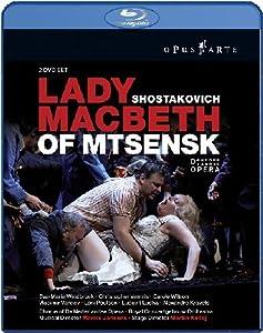 Shostakovich;Dimitri Lady Macb [Blu-ray] [Import]