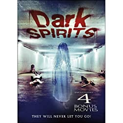 Dark Spirits Includes 4 bonus movies: Ominous / Evidence of a Haunting / Death Dreams / 3 A.M.: Inspired by a...