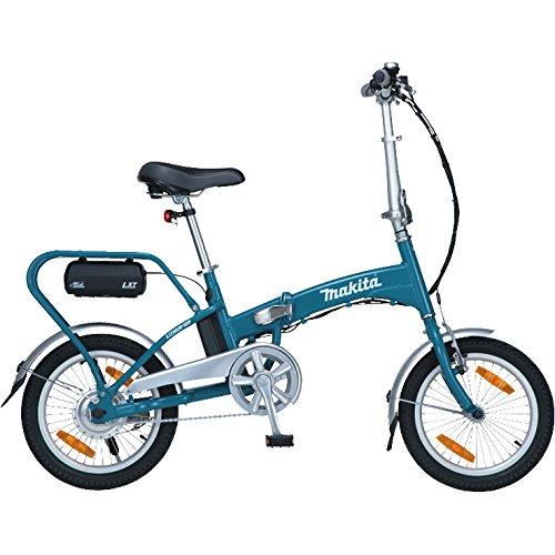 Makita BBY180 Akku-Faltrad 18 V (ohne Akku + Ladegerät)