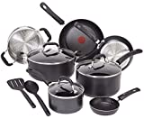 T-fal C515SC Professional Total Nonstick Thermo-Spot Heat Indicator...