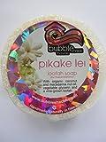 Hawaiian Bubble Shack Loofah Glycerin Soap Pikake Lei 4 Bars