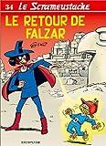 """Afficher """"Le Scrameustache n° 34 Le Retour de Falzar"""""""