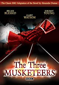 2pc:the Three Musketeers - DVD