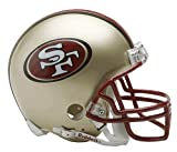 Riddell San Francisco 49ers NFL Replica Mini Helmet w/Z2B Mask