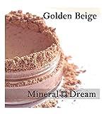 Mineral Dream Mineral Loose Powder Foundation Golden Beige 6g Large