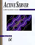 img - for The Active Server: A Developer's Guide book / textbook / text book