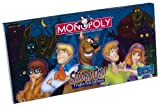 Scooby Doo Fright Fest Edition Monopoly Board Game