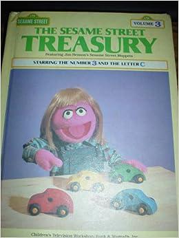 Sesame street treasury books value