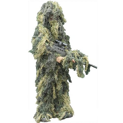 Deluxe Ghillie Suit